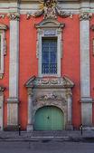Puerta decorativa — Foto de Stock