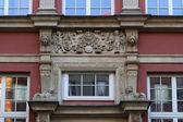 The facade building — Stock Photo