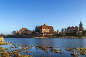 The Malbork castle in Pomerania — Photo