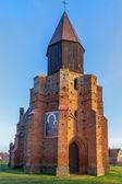 Gothic this church — Stock Photo