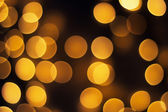 Light bokeh background — Stock Photo