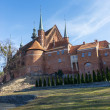 Frombork cathedral — 图库照片