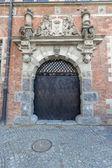 Decorative gate — Stock Photo