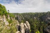 バスタイ岩 — ストック写真