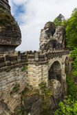 The bridge Bastei — Stock Photo