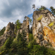 Adrspach - Rock City — Stock Photo #48680649