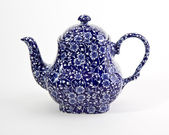 Fancy Teapot — Stock Photo