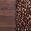 Coffee beans background — Stock Photo #42017169