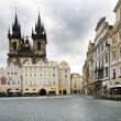 Prague, Czech Republic - Foto Stock