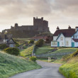 Bamburgh Castle — Foto de Stock