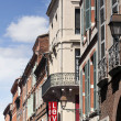 Streets of Toulouse - Stock Photo
