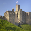 Northumberland Castle — Stock Photo