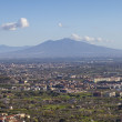 Vulcano Vesuvio - Stock Photo