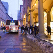 Street of Bologna - Stock Photo