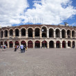 Arena, Verona, Italy - Stok fotoraf