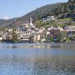 Piediluco Lake - Stock Photo