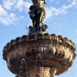 Neptune Fountain - Stockfoto