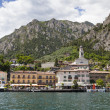 Lago di Garda - Stok fotoraf