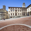 Piazza Grande — Stock Photo