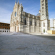 cathedral of siena — Stock Photo