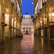 Street of Turin — Stock Photo