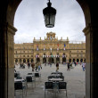 Plaza Mayor - Stock Photo