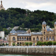Shell beach in San Sebastian, Spain - Photo