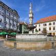Hviezdoslav's Square — Stock Photo