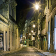 Portas de Santo Antonio Street - Stock Photo