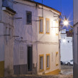 Streets of Evora — Foto de Stock
