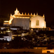Evora by night — Stock Photo