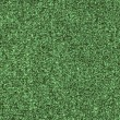 Green knitting texture background — Foto Stock
