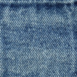 Blue jeans texture background — Stock Photo #22292685