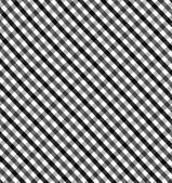 Black and white fabric with stripped pattern — Stock Photo