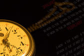 The time — Stock Photo