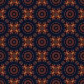 Batik pattern and computer processing — Stock Photo