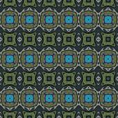 Batik-Muster und Computerbearbeitung — Stockfoto