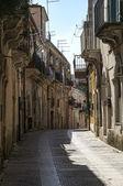 Calles de ragusa — Foto de Stock