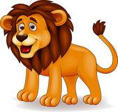 Lion cartoon — Stock Photo
