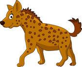 Hyena cartoon — Stock Vector