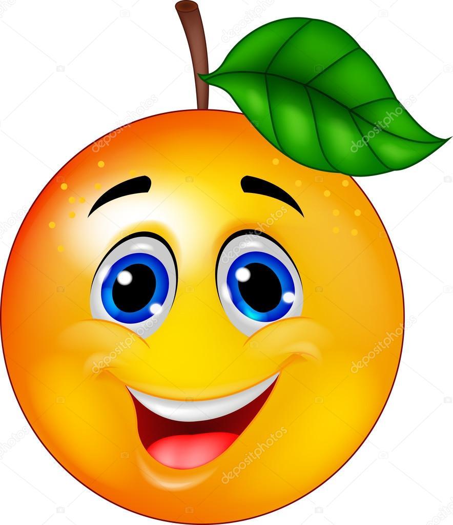 Resultado de imagen para naranja animada