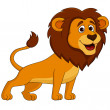 Lion cartoon — Stock Vector #27371487