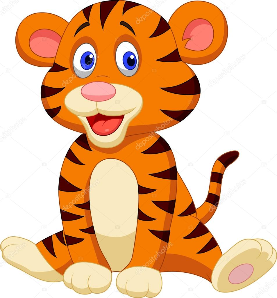 28 Collection of Tiger Drawing  High quality free