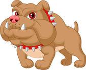 Boxer dog — Stock Vector