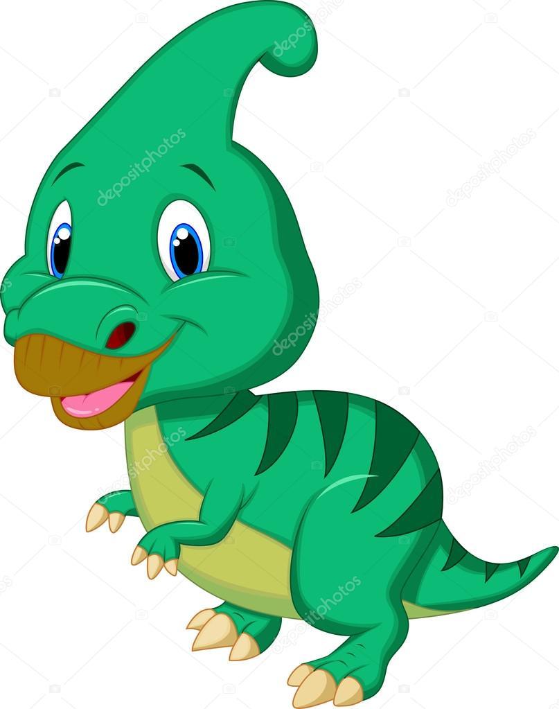 Dinosaure parasaurolophus de dessin anim image - Dinosaure dessin anime disney ...