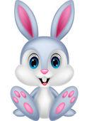 Baby kanin — Stockvektor