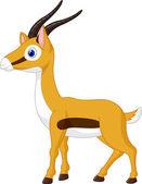 Gazelle — Stock Vector