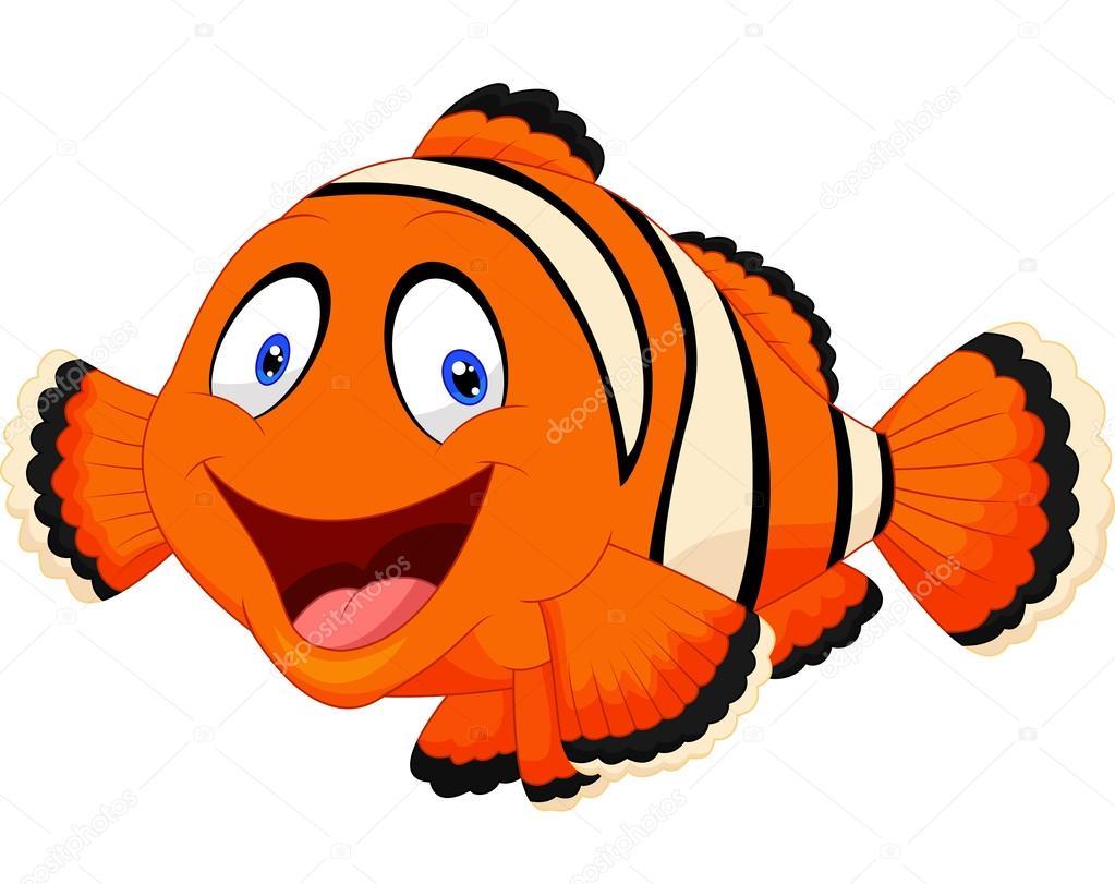 как поймать рыбу клоуна