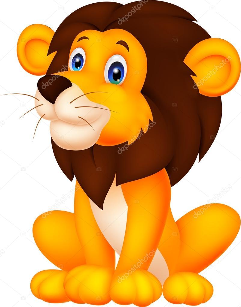 le u00f3n de dibujos animados archivo im u00e1genes vectoriales lion vector free download lion vector silhouette