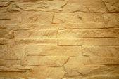 Consistenza del muro in pietra — Foto Stock